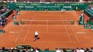 Rafael Nadal vs Nicolas Lapentti 2009 Monte-carlo Rolex Masters