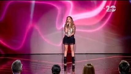 Михаела Маринова - X Factor Live (06.11.2014)