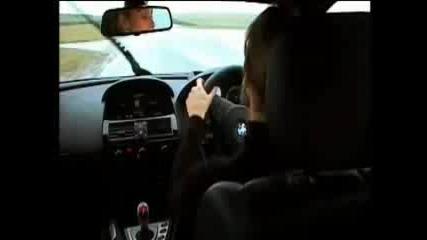 BMW M5 cрещу BMW M6, нема такива коли (Fifth Gear)