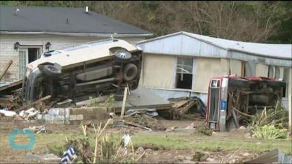 Mud, Rain, Debris, Hamper Search for Kentucky Flood Victims...