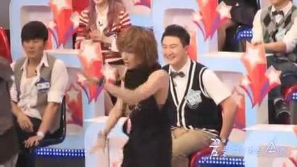 100823 Taemin dance to Luciferrecording fancam