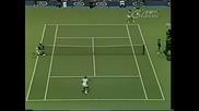 Chris Evert vs Martina Navratilova. Australian Open 1988