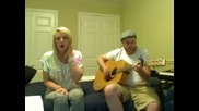 Lynzie Kent and Rich - Use Somebody ( Kings of Leon Acoustic Cover )