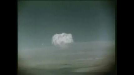 Цар Бомба - Най - голямата ядрено устройство Някога Изпробван (50mt)