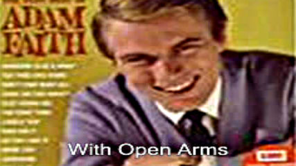Adam Faith-with Open Arms