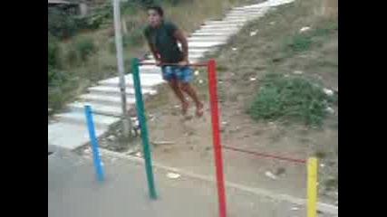 street fitness M V