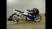Yamaha Honda And Suzuki