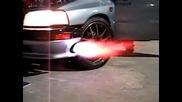 яко (огън от ауспуха на кола)