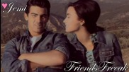 Jemi I'm lucky I'm in love with my best friend ♥