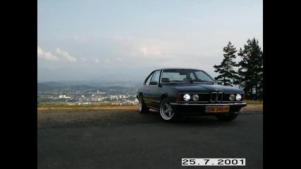 Bmw E24. Legendarne auto z Dusza
