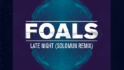 Foals - Late Night ( Solomun Remix )
