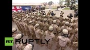 Georgia: NATO opens new joint training and evaluation centre near Tbilisi