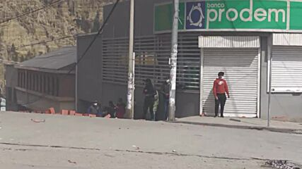 Bolivia: Dozens arrested, 6 injured in clashes between opposing groups of coca producers