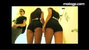 Реклама на Bwin с момичетата в Motogp