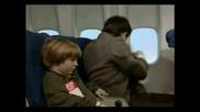 Мистър Бийн В Самолет