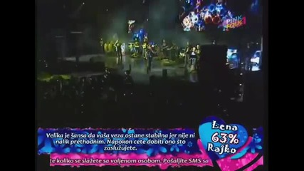 Mile Kitic - Sampanjac - (LIVE) - Beogradska arena - (Pink Folk 1)