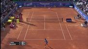 Nadal vs Almagro - Barcelona 2014