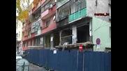 2 месеца след експлозията на трафопост в Бургас блокът е необитаем