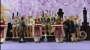 Награждаване - Световно първенство по художествена гимнастика Измир 2014
