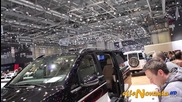 Brabus Business V-class - Geneva Motor Show 2015 Hq