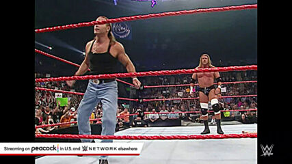 Shawn Michaels and Triple H reform DX: Raw, June 12, 2006