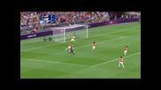 Женски футбол- Сащ- Япония 2:1,финален мач за златните медали
