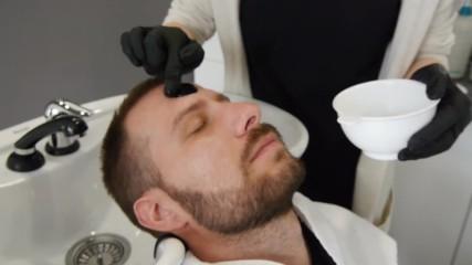 Бърза маска за гладка кожа