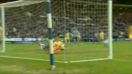 26 - 12 - 2009 Sheffield Wednesday 2 - 2 Newcastle United