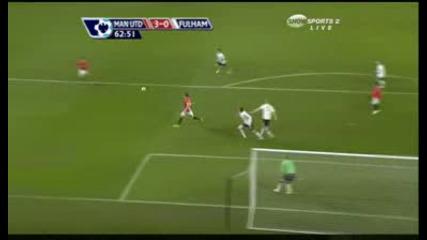Man Utd - Fulham 3:0 Rooney.avi