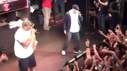 Eminem Рапира на Beamer Benz Or Bentley 2010