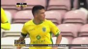 Жил Висенте - Спортинг Лисабон 0:4