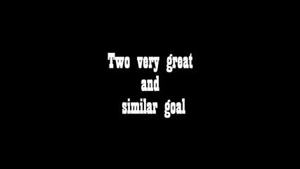 Два изумителни гола на Лео Меси и Бен Арфа! 1080p