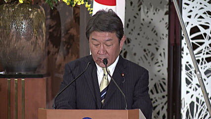 Japan: Foreign Minister Motegi announces further cooperation with China