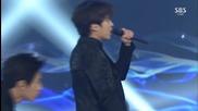 Infinite - Last Romeo + Back @ 141221 Sbs 2014 Gayo Daejun