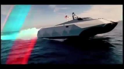 Нови кораби и технологии