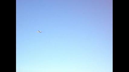 21.06.09 запалванеи излитане на Mustang P - 51 на Ицо