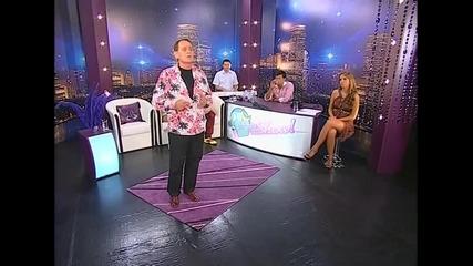 Kemal Malovcic - Suzo moja - Peja Show - (TvDmSat 2011)