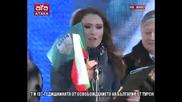 Изказвания на Аматолий Карпов и Роман Худяков на митинг - шествие на Атака по случай 137-та година о
