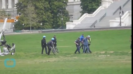 Man Indicted After US Capitol Stunt Faces 9 Years For Full Sentence