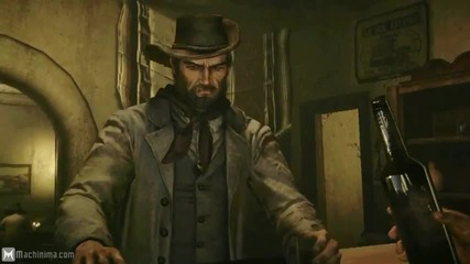 Red Dead Redemption My Name is John Marston Trailer [hd]