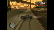Gta Sa Drift With Truck(part 2)
