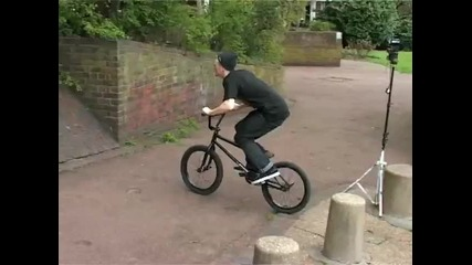 Federal Bmx - Ty Morrow 'welcome To The Team'
