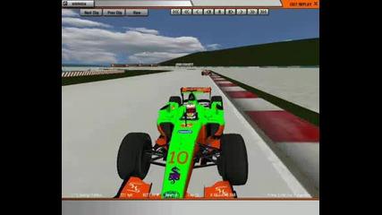 Malaysia R1 Gp2 Series