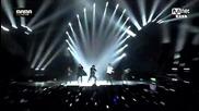 Exo - Lightsaber @ 151202 Mnet Asian Music Awards