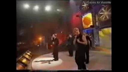 Westlife - If I let you go live