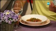 Крем карамел с пъпеш - Бон апети (24.08.2015)