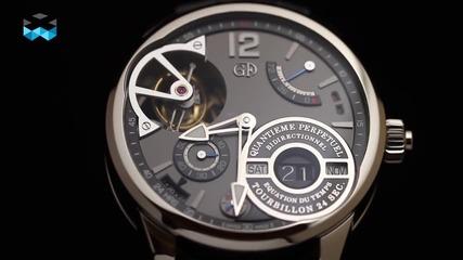 Когато създаваш часовник за един милион, всичко е от значение - Greubel Forsey