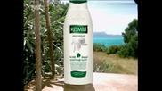 Реклама на шампоана Komili с Pelin Karahan Аслъ от Мечтатели