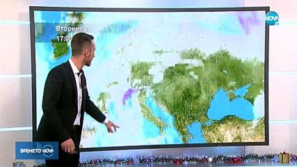 Прогноза за времето (16.12.2019 - обедна емисия)