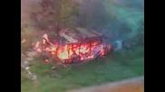 Пожар В Перник